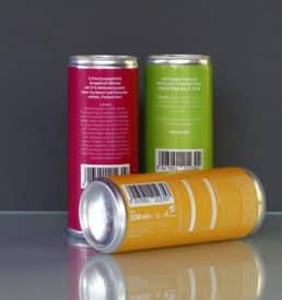 Getränkedosen selbst gestalten