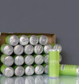 Apfelspritz 250 ml Slimline Can