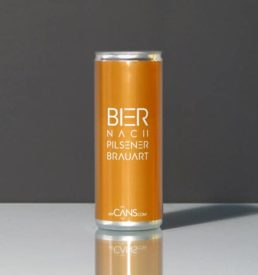 Bier 250 ml Slimline Can