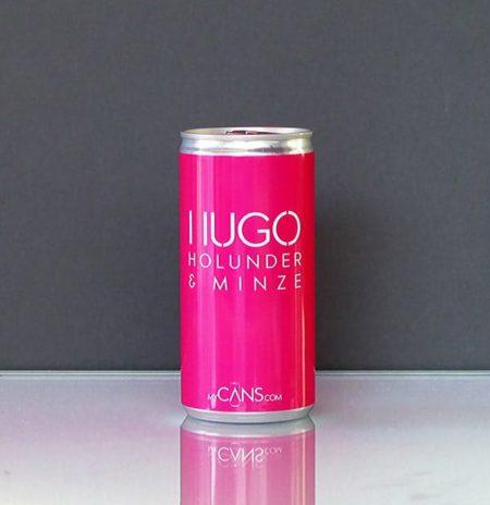 Hugo 200 ml Slimline Can