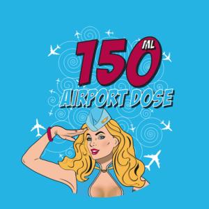 coole Airport Dosen mit 150 ml