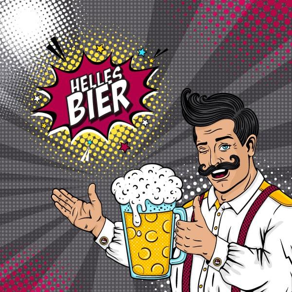 Bier selbst gestalten