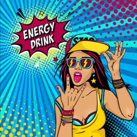 Energydrink selbst gestalten
