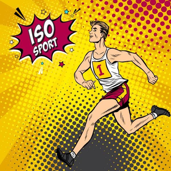 ISO Sportdrink selbst gestalten
