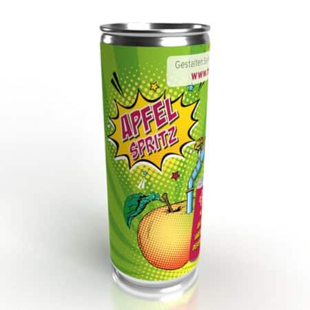 Apfelschorle selbst gestalten