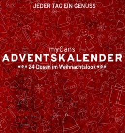 myCans Adventskalender