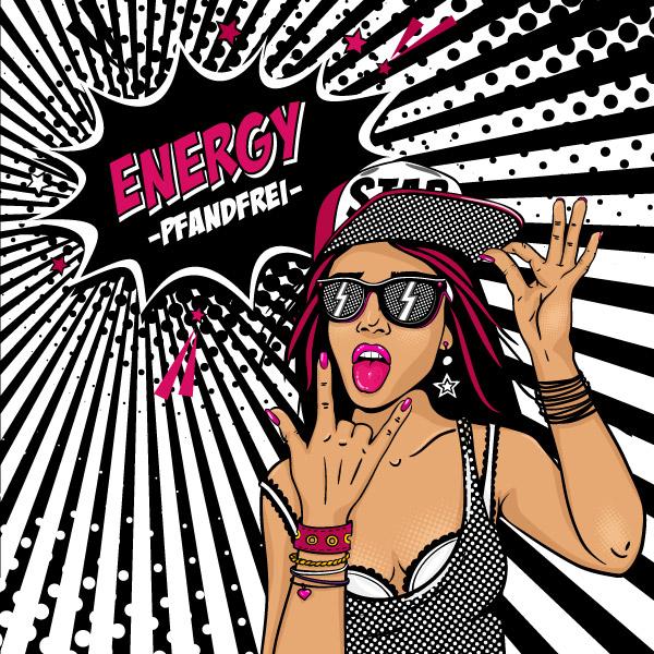 pfandfreien Energydrink selbst gestalten